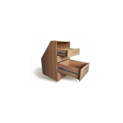 nos meubles sous pente sur mesure dessinetonmeuble belgique. Black Bedroom Furniture Sets. Home Design Ideas
