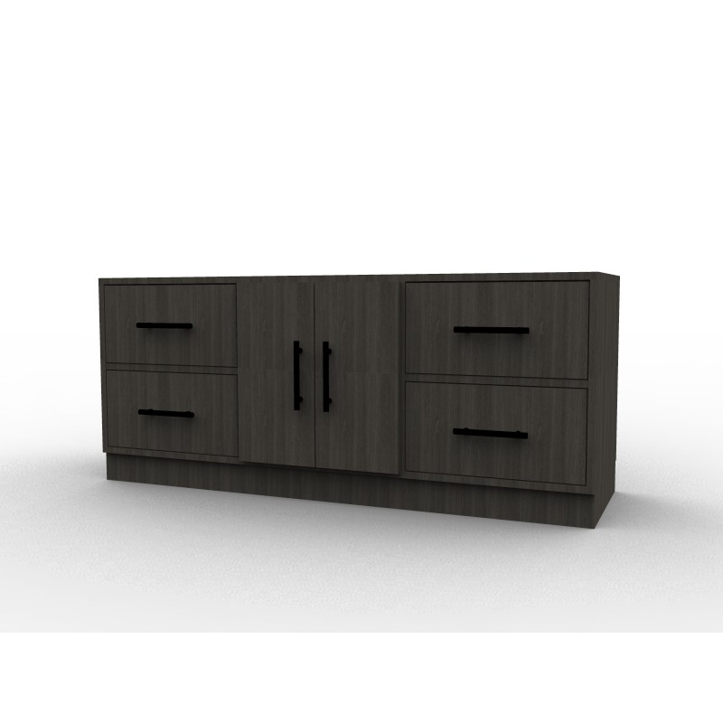 construire un meuble sur mesure facilement. Black Bedroom Furniture Sets. Home Design Ideas