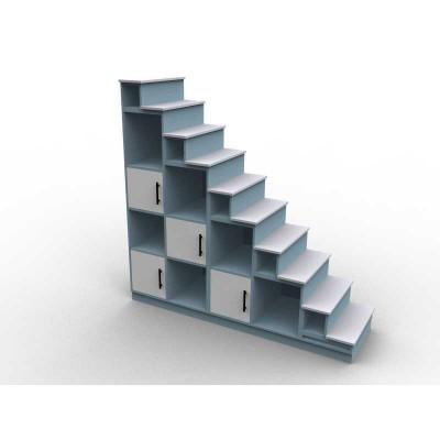 Meuble escalier mezzanine, modèle Lagon